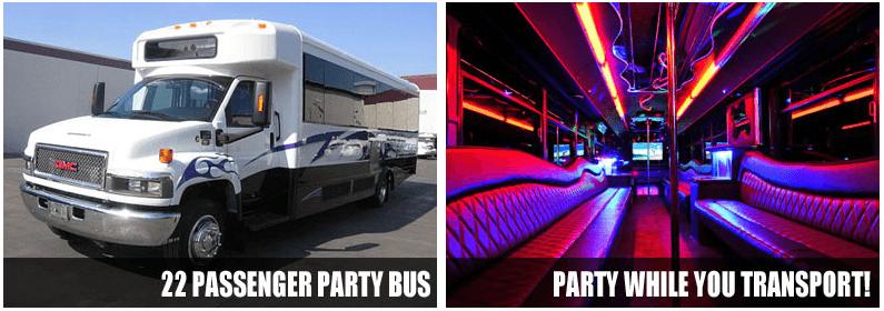Party Bus Rentals Mesa