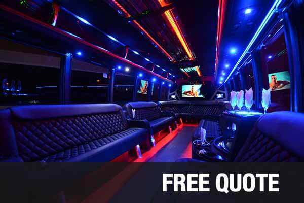 Party Buses For Rental Mesa