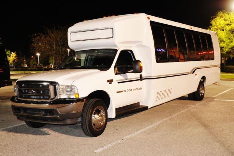 Mesa 20 Passenger Party Bus